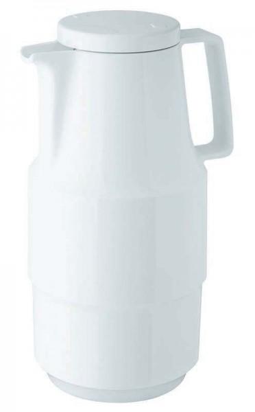 Helios 7336-001 - Isolierkanne Buffet - 1,8 l - Weiß