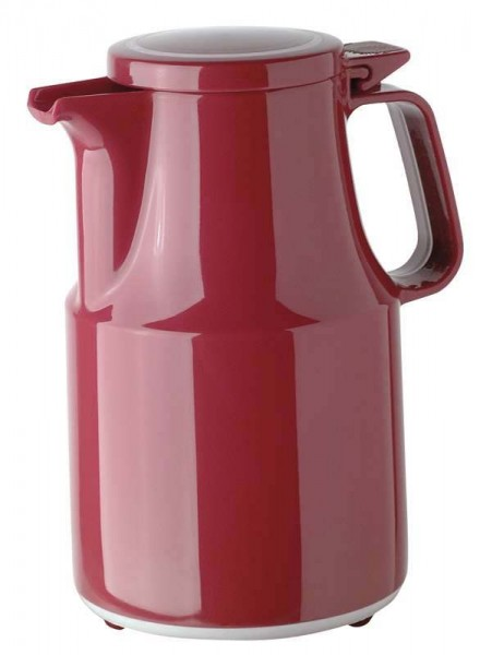 Helios 7342-046 - Isolierkanne Thermoboy - 0,6 l - Rot