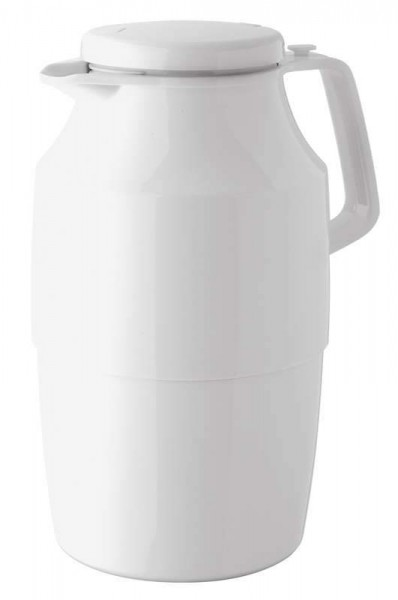Helios 3336-001 - Isolierkanne Tea Boy - 2,0 l - Weiß