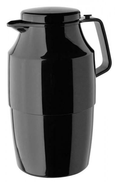 Helios 3336-002 - Isolierkanne Tea Boy - 2,0 l - Schwarz
