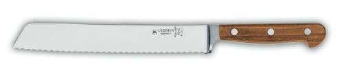 Giesser 8260-w-20-o - Brotmesser Olivenholzgriff - 20 cm