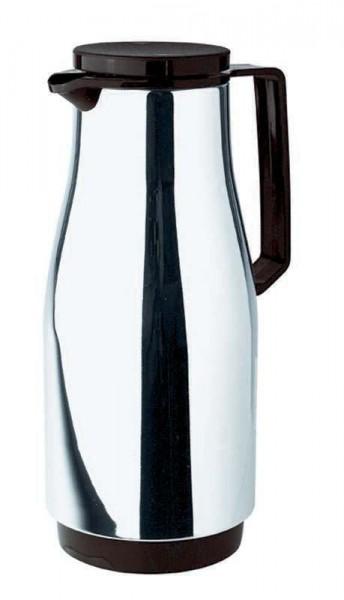 Helios 6525-002 - Isolierkanne Champion - 1,5 l - Schwarz