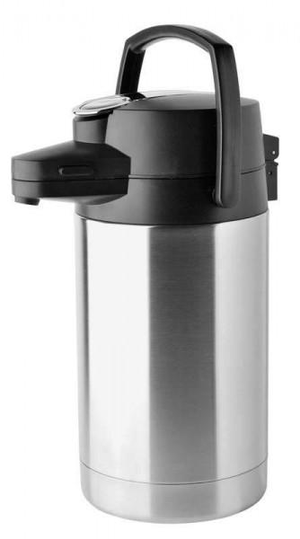 Helios 8257 - Pumpkanne Coffeestation - 2,5 l - Edelstahl