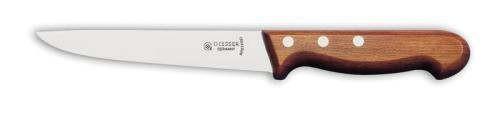 Giesser 3000-21 - Stechmesser / Fleischermesser - Holzgriff - 21 cm