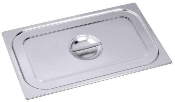 Contacto 7521/650 - Deckel GN 2/1 für 7011-7023 ohne Ausschnitte