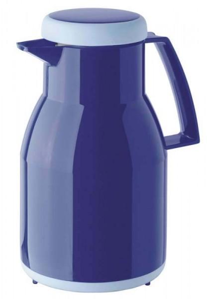 Helios 2764-008 - Isolierkanne Wash S+ - 1,0 l - Blau