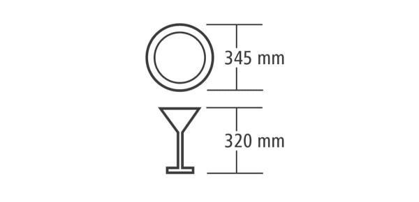 Bartscher tf 50 Spülmaschine 110418 - Teller Gläser