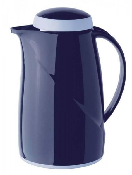 Helios 2942-008 - Isolierkanne Wave Mini - 0,6 l - Blau