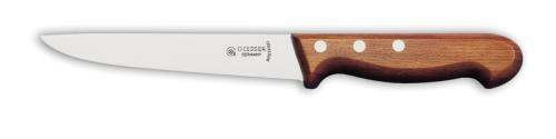 Giesser 3000-13 - Fleischermesser / Stechmesser - Holzgriff - 13 cm