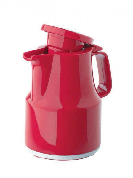 Helios 7341-046 - Isolierkanne Thermoboy - 0,3 l - Rot