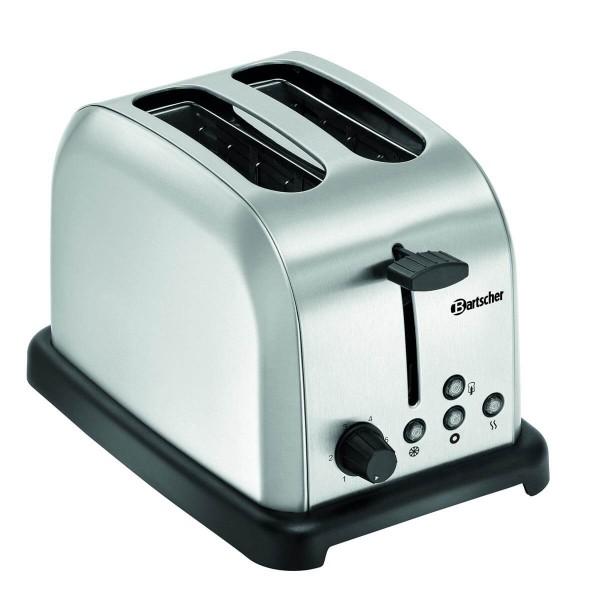 Bartscher 2 Scheiben Toaster - 100203