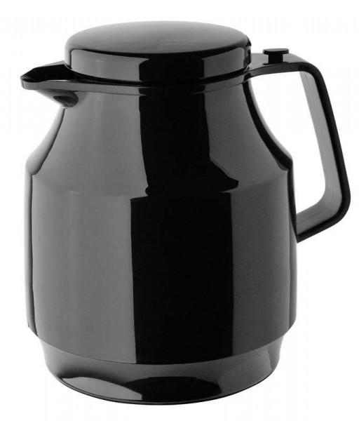 Helios 3334-002 - Isolierkanne Tea Boy - 1,0 l - Schwarz
