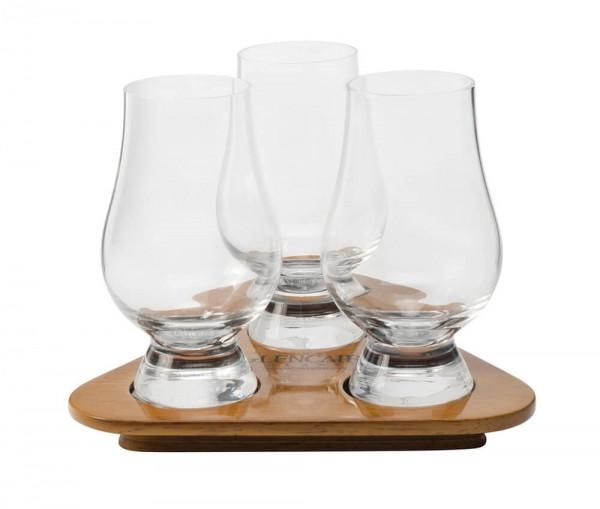 Glencairn Whisky Glas - Tasting Set