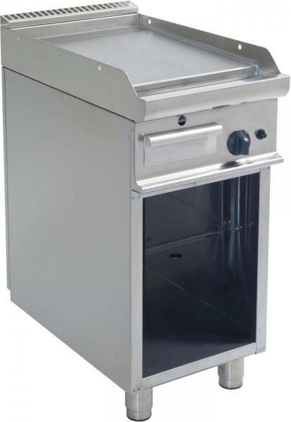Saro 423-1185 - Gas-Griddleplatte mit offenem Unterbau Modell E7/KTG1BAL