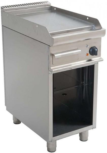 Saro 423-1235 - Elektro-Griddleplatte mit offenem Unterbau Modell E7/KTE1BAL